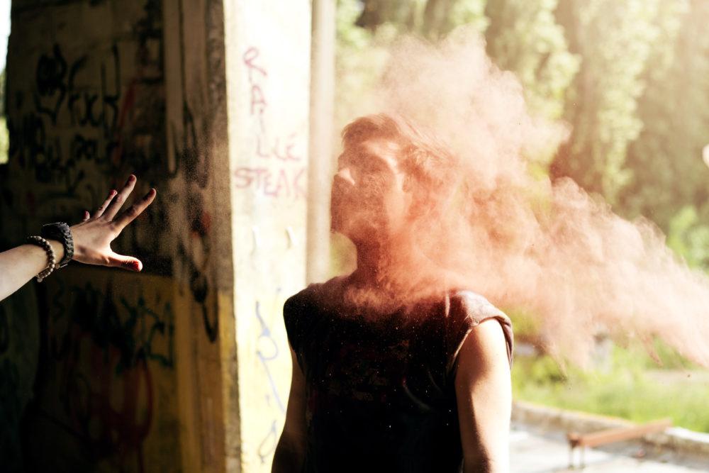 Dust, Amiens, Désafecté, Lieu, Projet photographie, photographe portrait